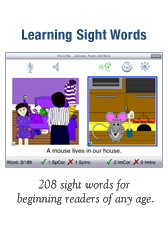 Learning Sight Words