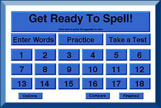 Literacy: Get Ready to Spell!