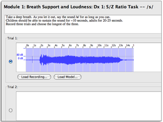 Breath Support and Loudness